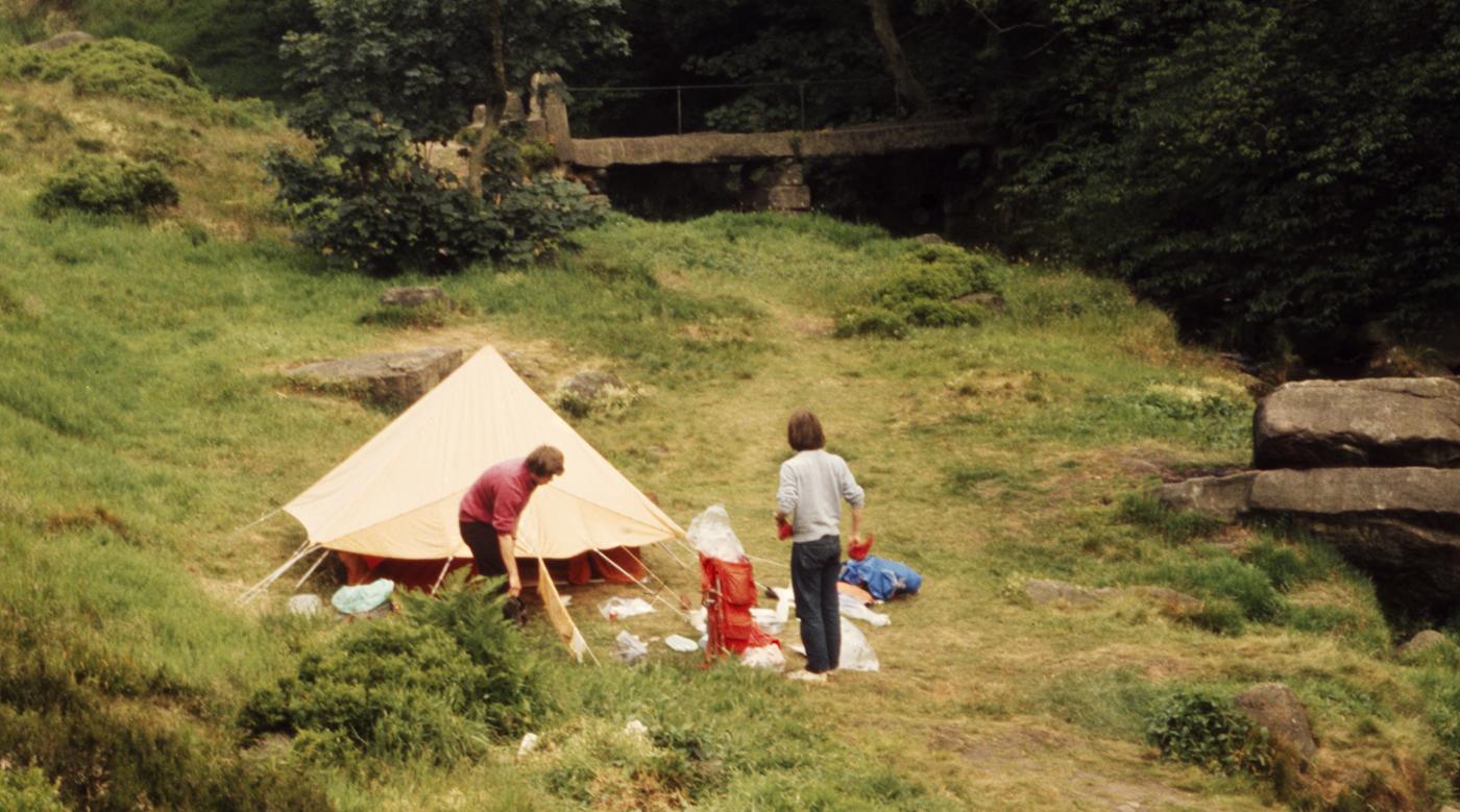 Todmorden Colden Water Campsite