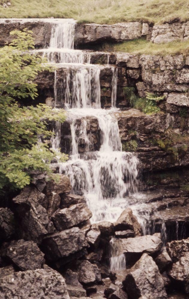 Hunt Pot Waterfall, Horton-in-Ribblesdale