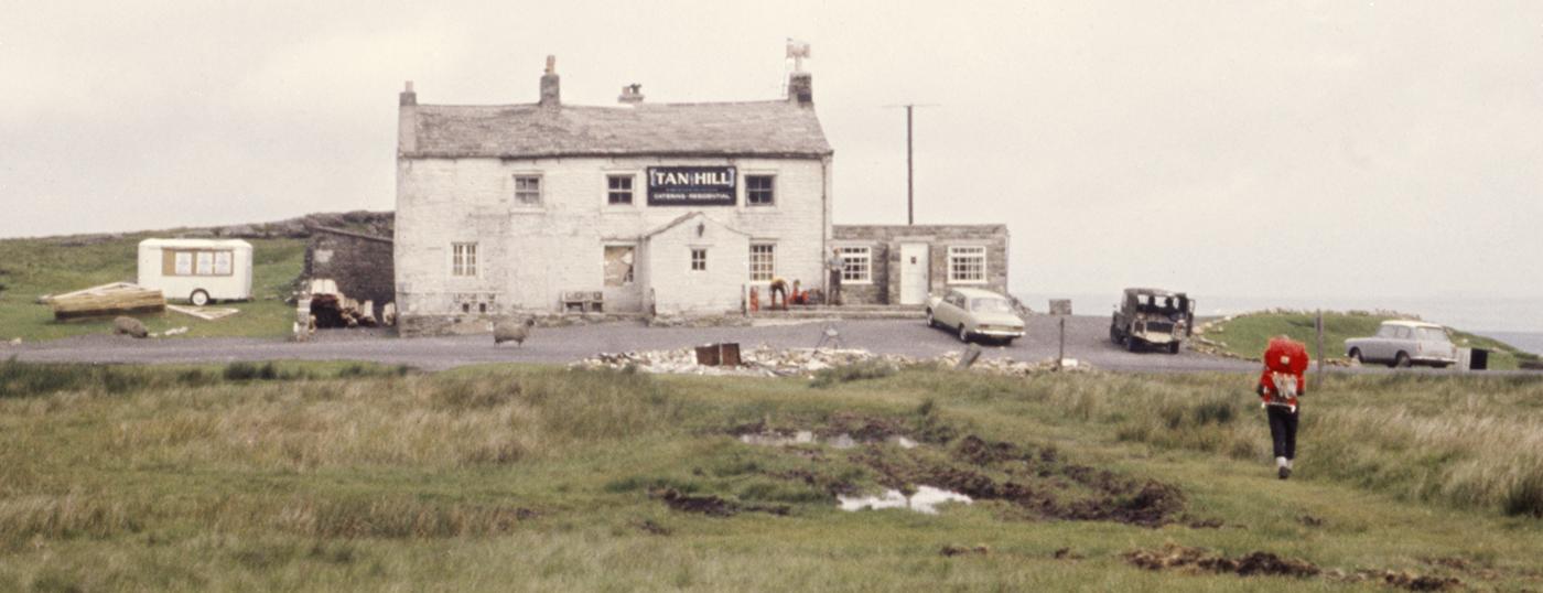 Tan Hill Inn near Keld