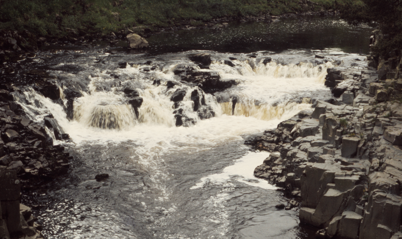 River Tees Above Wynch Bridge, near Middleton-in-Teesdale