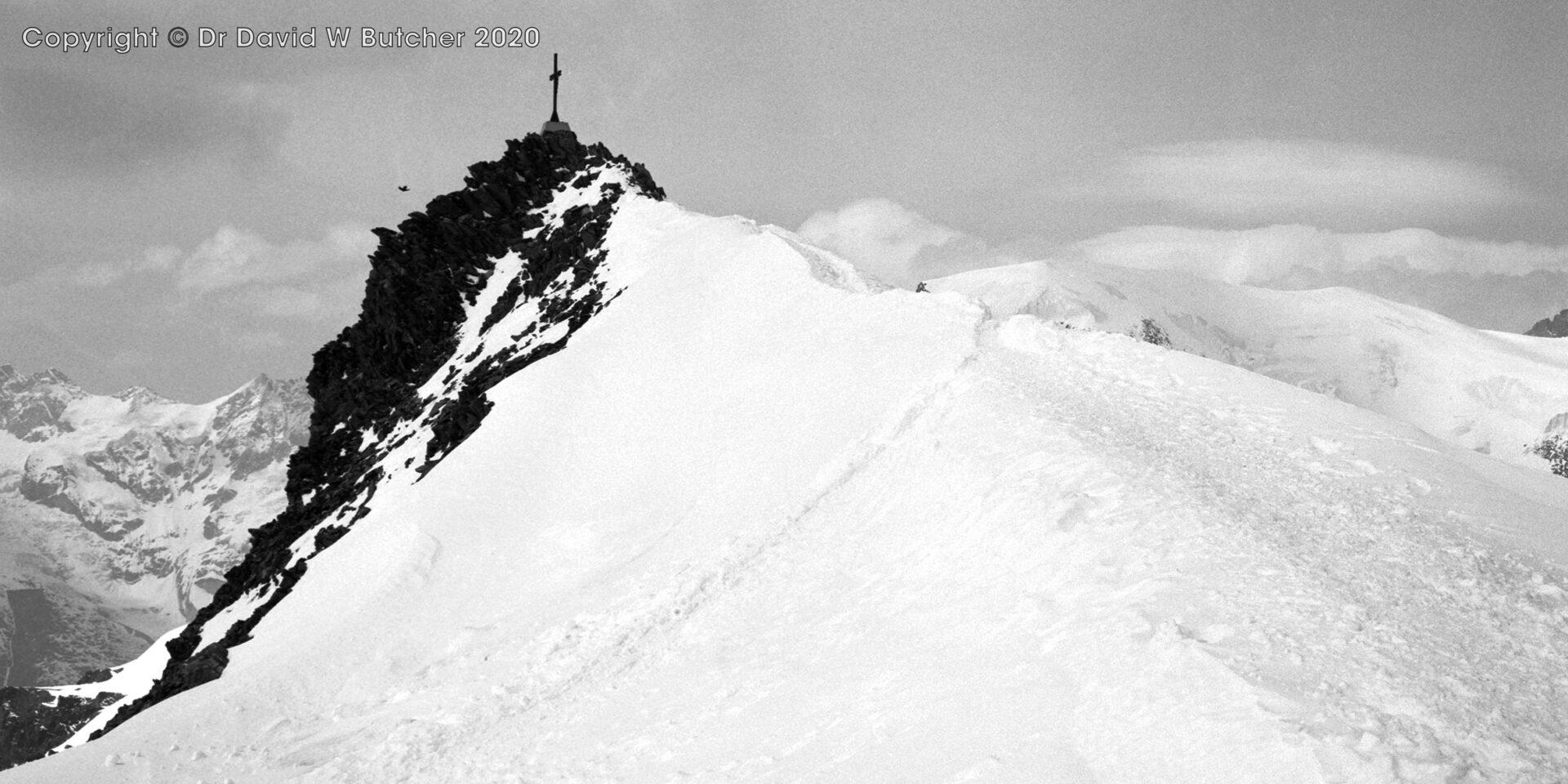 Saas Fee, Allalinhorn Summit, Switzerland