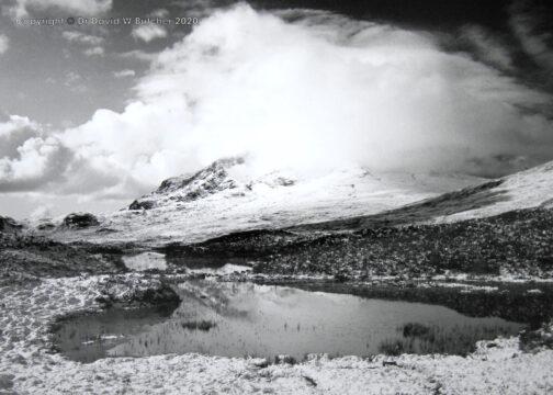 Black Cuillin Clouds, Sligachan, Skye, Scotland