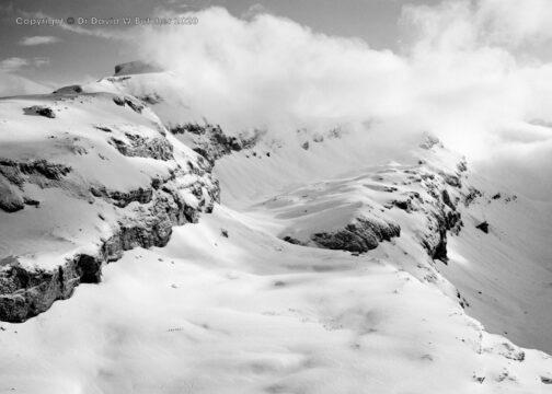 Crans Montana, Lammeren Hut from Schwarzhorn Ascent, Switzerland