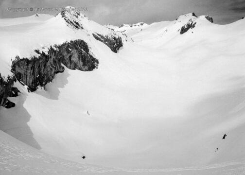 Crans Montana, Wildhorn from near Wildstrubel Hut, Switzerland