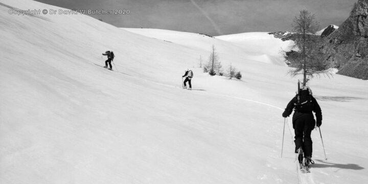 Sion, Ascent to Prarochet Hut, Switzerland
