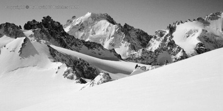 Trient, Aiguille d'Argentiere and Col du Tour, Switzerland