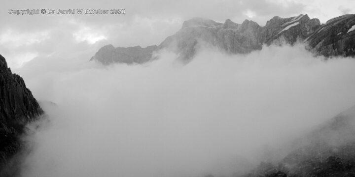 Le Taillon View, Gavarnie, Pyrenees, France