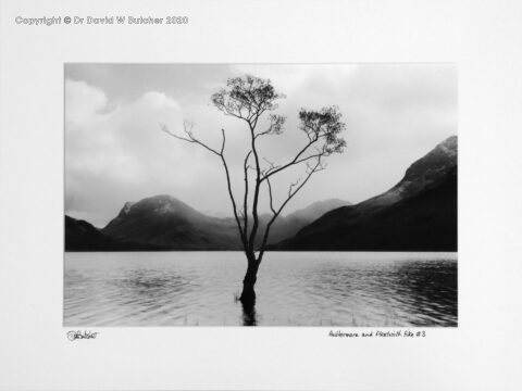 England, Buttermere and Fleetwith Pike