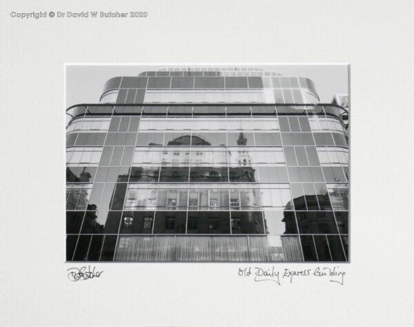 England, London Fleet Street Daily Express Building